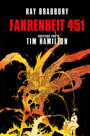 FAHRENHEIT 451 (NOVELA GRAFICA)