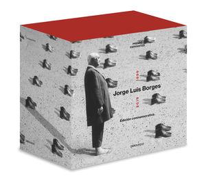 JORGE LUIS BORGES 1899-2019  ( ESTUCHE 8 VOLS. ) EDICIÓN CONMEMORATIVA
