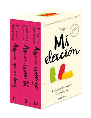 MI ELECCIÓN  ( PACK 3 VOLS. )