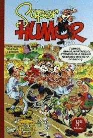 SUPER HUMOR Nº 33 - MORTADELO Y FILEMÓN