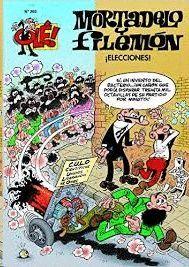 OLÉ MORTADELO Nº 203 - ELECCIONES