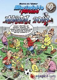 MESTRES DE L'HUMOR MUNDIAL 2018