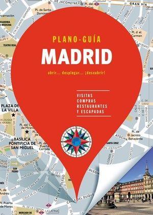 MADRID, PLANO-GUIA