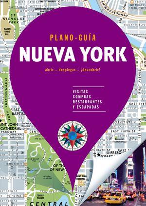 NUEVA YORK, PLANO-GUIA