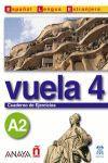 VUELA 4-A2 CUADERNO EJERCICIOS