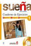 SUEÑA 1. CUADERNO DE EJERCICIOS NUEVA EDICION. ESPAÑOL LENGUA EXTRANJERA