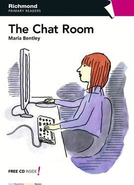 CHAT ROOM, THE + AUDIO CD (PRIMARY 5)