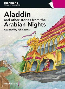 ALADDIN + AUDIO CD (PRIMARY 5)