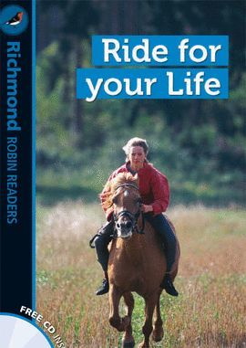 RIDE FOR YOUR LIFE + CD (LEVEL-2)