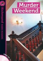 MURDER WEEKEND + CD (ROBIN READERS-LEVEL 4)