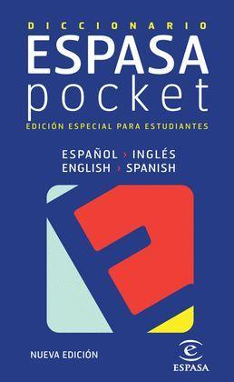 DICCIONARIO POCKET ESPAÑOL-INGLES/ INGLES-ESPAÑOL EDICION ESPECIAL PARA ESTUDIANTES