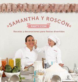 SAMANTHA Y ROSCON. PARTY.COM