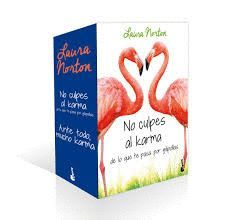 ESTUCHE LAURA NORTON ( 2 VOL. )