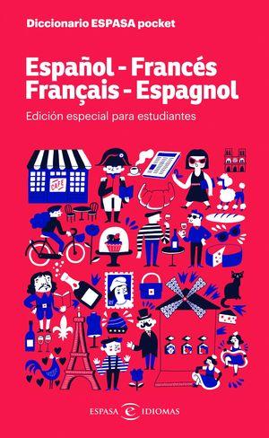 DICCIONARIO ESPASA POCKET ESPAÑOL - FRANCÉS / FRANÇAIS - ESPAGNOL