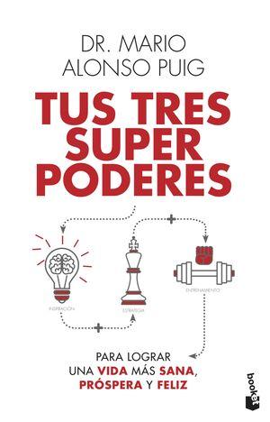 TUS TRES SUPERPODERES