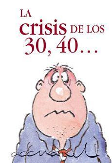 CRISIS DE LOS 30, 40..., LA (MINILLIBRES REGAL)