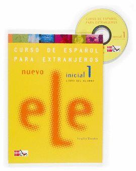 NUEVO ELE INICIAL 1 LIBRO DEL ALUMNO + CD AUDIO