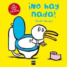NO HAY NADA!
