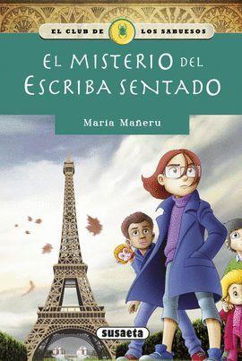 MISTERIO DEL ESCRIBA SENTADO, EL