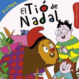 TIÓ DE NADAL, EL. PINTEM