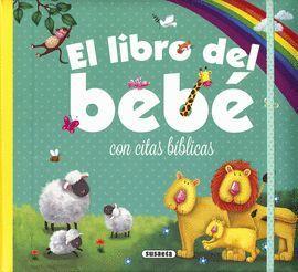LIBRO DEL BEBÉ CON CITAS BÍBLICAS, EL