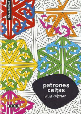 PATRONES CELTAS PARA COLOREAR