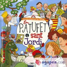 PATUFET I SANT JORDI, EN