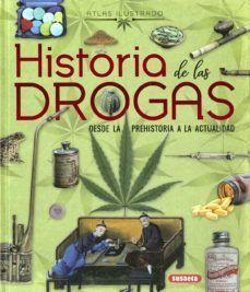 HISTORIA DE LAS DROGAS.
