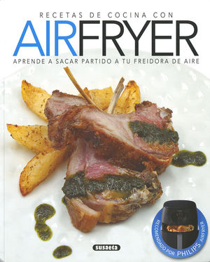 RECETAS DE COCINA CON AIRFRYER