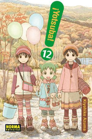 YOTSUBA! Nº 12