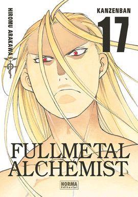 FULLMETAL ALCHEMIST 17 KANZENBAN