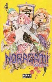 NORAGAMI Nº 04