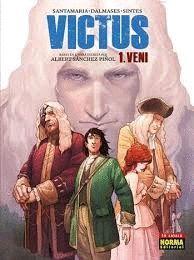 VICTUS 01 VENI  ( CATALÀ )  CÒMIC