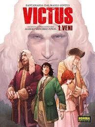 VICTUS 01 VENI ( CASTELLANO )  CÓMIC