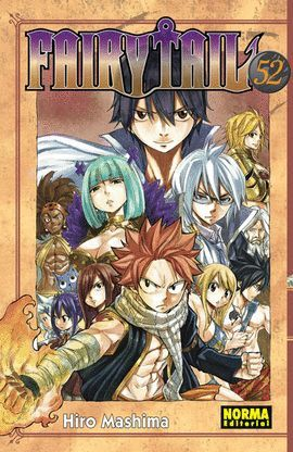 FAIRY TAIL Nº 52
