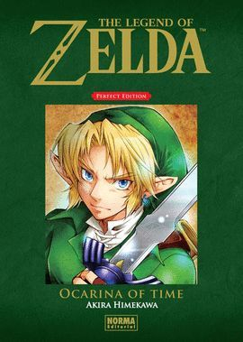LEGEND OF ZELDA PERFECT EDITION: OCARINA OF TIME, THE