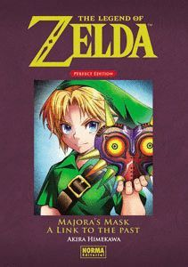 LEGEND OF ZELDA PERFECT EDICION 2: MAJORA'S MASK Y A LINK TO THE PAST