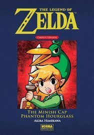 LEGEND OF ZELDA PERFECT EDITION:THE MINISH CAP Y PHANTOM HOURGLASS, THE