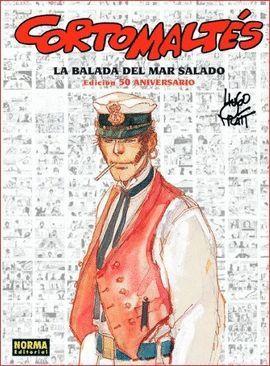 CORTO MALTÉS. LA BALADA DEL MAR SALADO (LUJO) 50 ANIVERSARIO