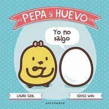 PEPA Y HUEVO