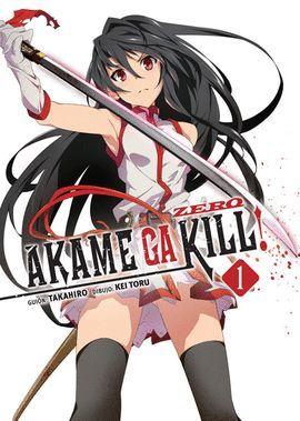 AKAME GA KILL ZERO 01