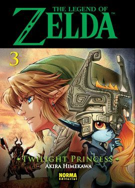 LEGEND OF ZELDA: TWILIGHT PRINCESS 03, THE