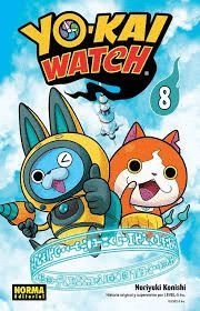 YO-KAI WATCH Nº 08