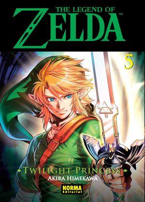 LEGEND OF ZELDA: TWILIGHT PRINCESS 05, THE