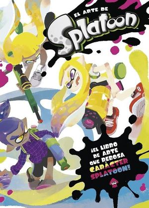 ARTE DE SPLATOON, EL