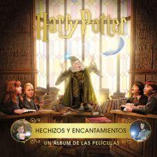 HARRY POTTER: HECHIZOS Y ENCANTAMIENTOS.