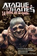 ATAQUE A LOS TITANES,14. ANTES DE LA CAIDA
