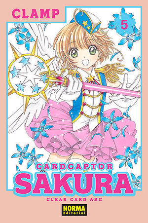 CARD CAPTOR SAKURA Nº 05 CLEAR CARD ARC