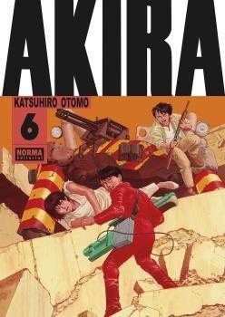 AKIRA B/N 06 + POSTALES