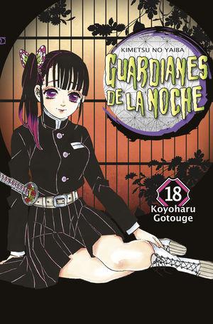 GUARDIANES DE LA NOCHE 18